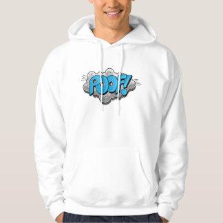 Pop Art Comic Poof! Sweatshirt
