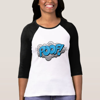 Pop Art Comic Poof! T-Shirt