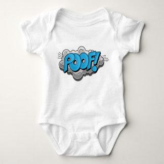 Pop Art Comic Poof! T Shirts