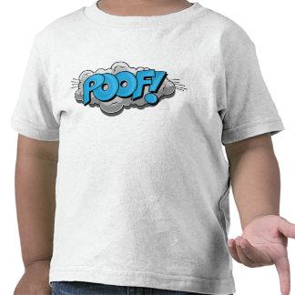 Pop Art Comic Poof! Tee Shirt