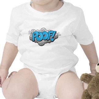 Pop Art Comic Poof! Bodysuits