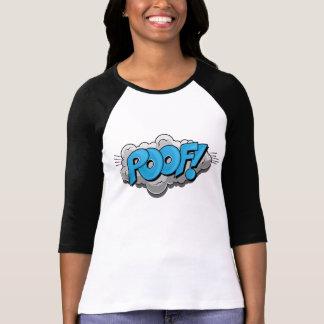 Pop Art Comic Poof Tee Shirt