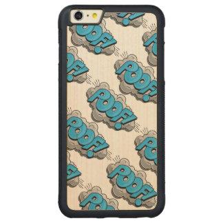 Pop Art Comic Poof! iPhone 6 Plus Case