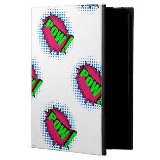 Pop Art Comic Pow! iPad Air Covers