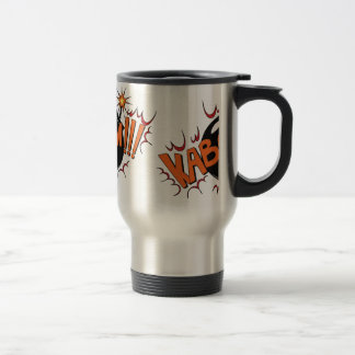 Pop Art Comic Style KaBoom! Coffee Mug