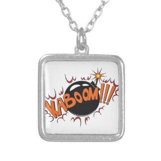 Pop Art Comic Style KaBoom! Jewelry