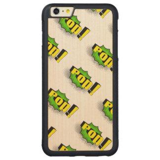Pop Art Comic Style Pop! iPhone 6 Plus Case