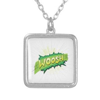 Pop Art Comic Woosh! Jewelry
