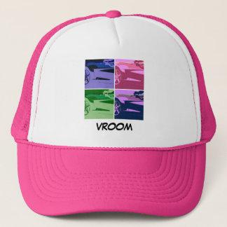 Pop Art Corvettes Trucker Hat