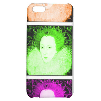 Pop Art Elizabeth I Case For iPhone 5C