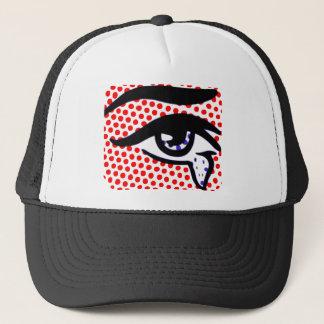 Pop Art Eye Trucker Hat