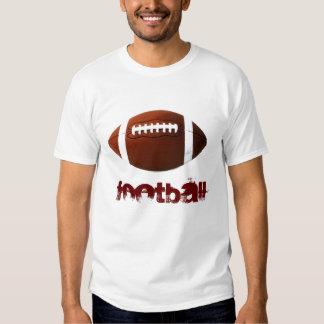 Pop Art Football White T-Shirt - American Sports