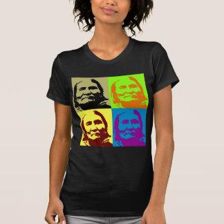Pop Art Freedom Fighter Geronimo T Shirts