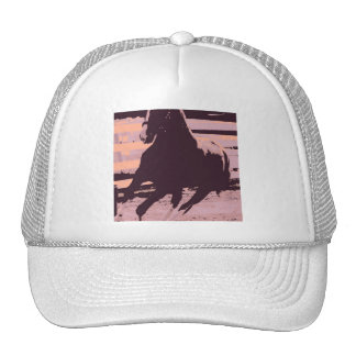 Pop Art Galloping Horse Cap