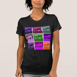 Pop Art Horses T-shirts