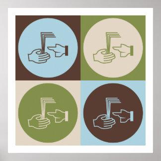 Pop Art Insurance Poster