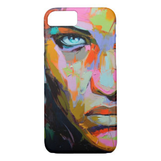 pop art iPhone 7 case