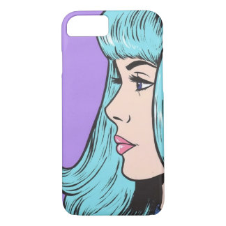 Pop art iPhone Case