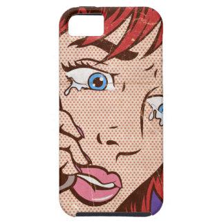 Pop art iPhone case... iPhone 5 Cover