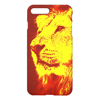 Pop Art Lion Case For iPhone 7 Plus Case