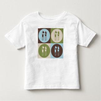 Pop Art Mad Science Toddler T-Shirt