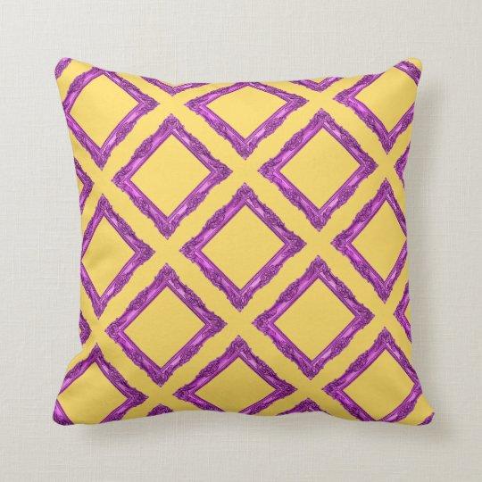 Pop Art Magenta Pillow! Cushion
