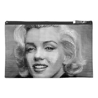Pop Art Marilyn 2 Travel Accessory Bags