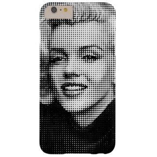 Pop Art Marilyn Barely There iPhone 6 Plus Case