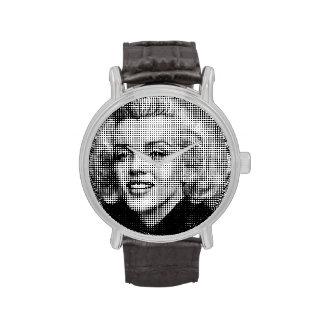 Pop Art Marilyn Wrist Watches