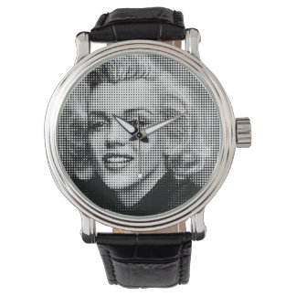 Pop Art Marilyn Wristwatches