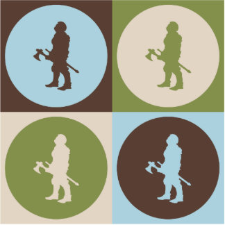 Pop Art MMORPGs Photo Cut Out