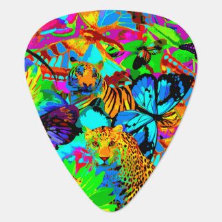 Pop Art Nature Plectrum