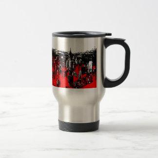 Pop Art NY New York City Mug