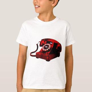 Pop Art Old Desk Telephone Box Shirt