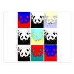 Pop Art Panda