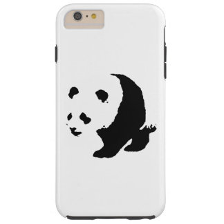Pop Art Panda iPhone 6 Plus Case