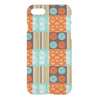 Pop-art pattern - sewing iPhone 8/7 case