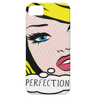 "Pop Art ""PERFRCTION"" iPhone 5 Case"
