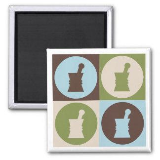 Pop Art Pharmacology Magnet