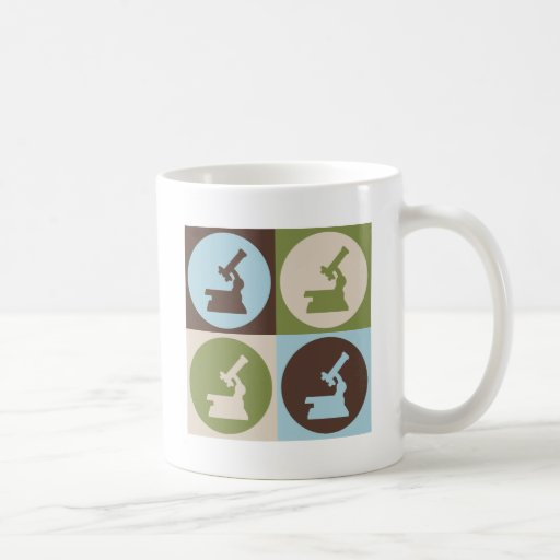 Pop Art Physiology Coffee Mugs