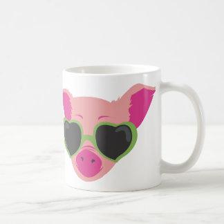 Pop art Piggy Coffee Mug