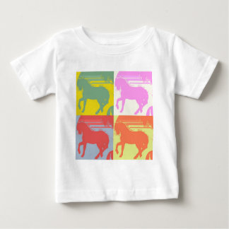 Pop Art Pony Baby T-Shirt