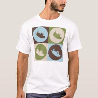 Pop Art Rafting T-Shirt