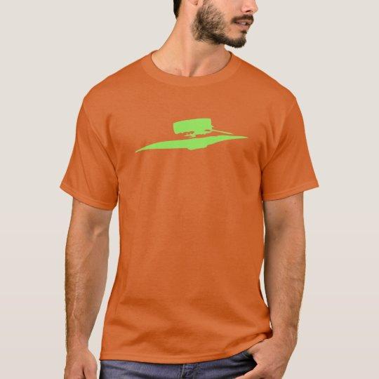 Pop Art Saucer T-Shirt