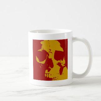 Pop Art Skull Mugs