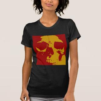Pop Art Skull T Shirts