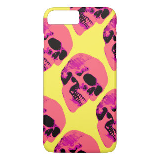Pop Art Skulls iPhone 7 Plus Case