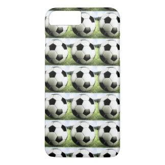 Pop Art Soccer Balls iPhone 7 Plus Case