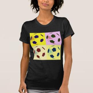 Pop Art Soccer Balls Shirt