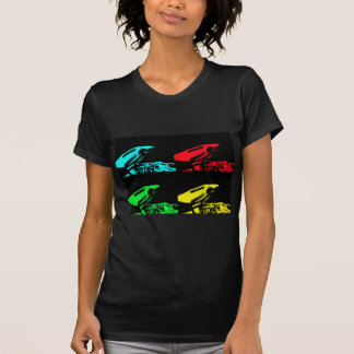 Pop Art Spitfire T-Shirt